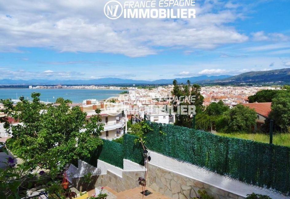 villa vue sur la mer depuis le jardin, ref.2560