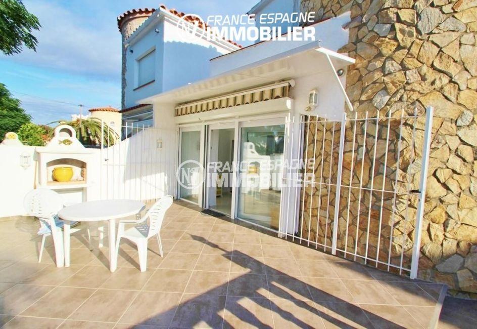 immo costa brava: belle villa ref.1939, 3 chambres, proche plage