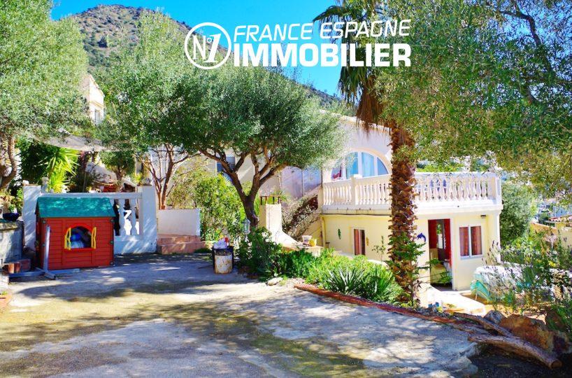immobilier costa brava: villa ref.2497, appartement indépendant, possibilté piscine