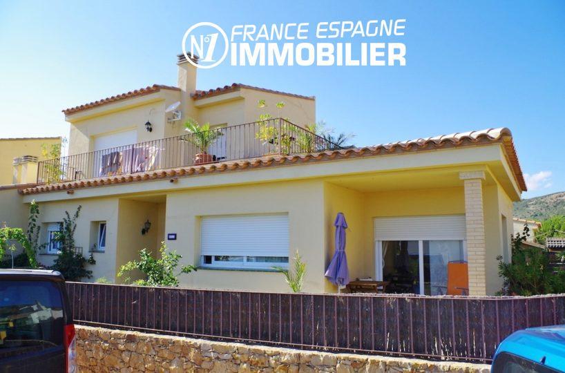 achat immobilier costa brava: villa ref.2287, secteur résidentiel, garage et possibilité piscine