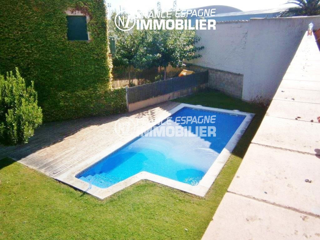 achat immobilier costa brava: villa ref.1970, aperçu de la piscine communautaire