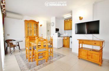 appartement a vendre costa brava prix casse, zprtçu séjour / salle à manger / coin cuisine