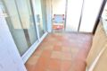 vente appartement rosas, 3 pièces 55 m², terrasse avec accès sur la pièce du salon