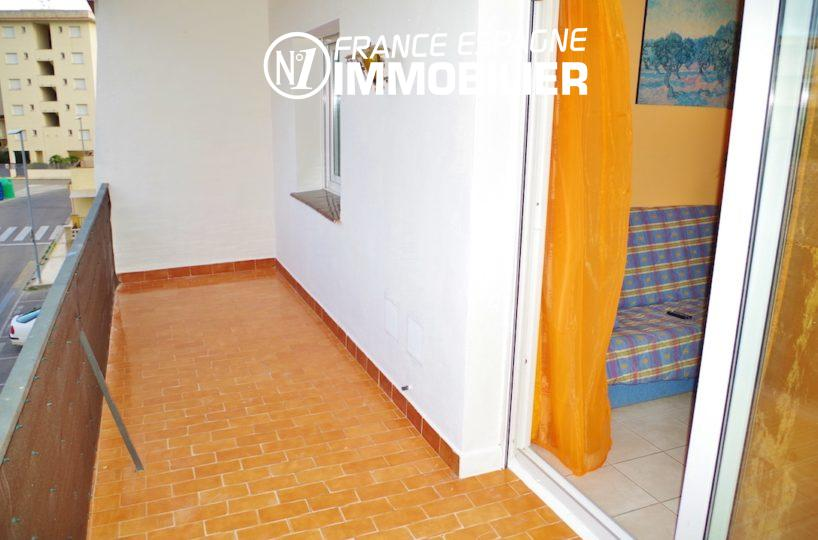 immobilier espagne pas cher : appartement ref.2477, vue sur la terrasse accès au salon