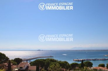 agence immobilière roses espagne: ref.2391, magnifique vue sur la mer depuis la terrasse