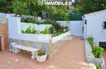 belle terrasse fleurie | villa ref.2560