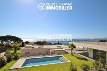 agence immobiliere costa brava: ref.2391, villa de 446 m² sur terrain de 729 m²