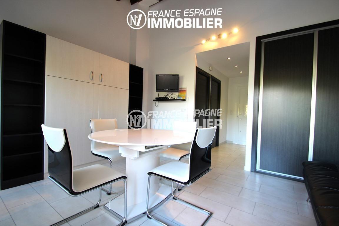 N°1 Immobilier France Espagne : vend studio 36 m² au Boulou