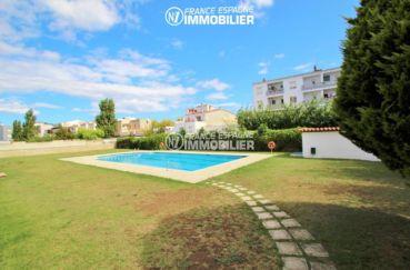 immobilier empuria brava: villa ref.3271, aperçu de la piscine commune
