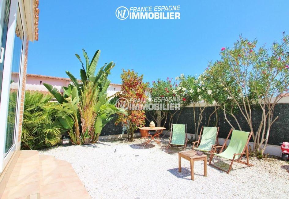 maison a vendre costa brava, 4 pièces 150 m², terrasse et solarium avec jardin, piscine