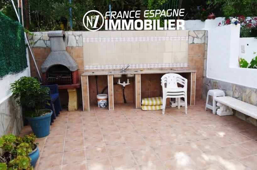 barbecue et cuisine d'été | villa ref.2560
