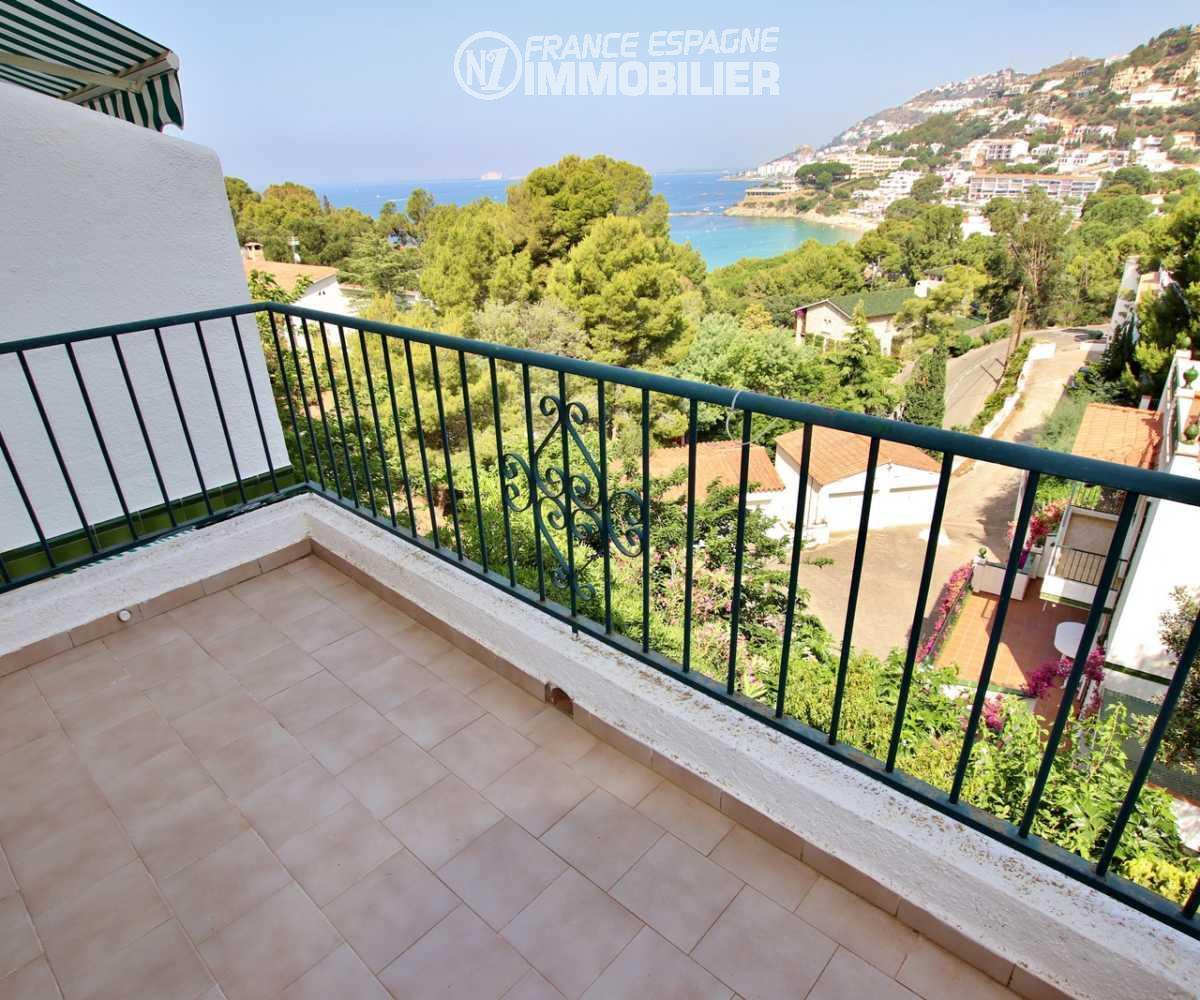 maison a vendre costa brava, ref.2667, seconde terrasse exposition ouest