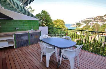 maison a vendre espagne, ref.2667, troisième terrasse avec cuisine d'été