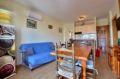 immo empuriabrava: appartement 3 pièces 57 m², séjour avec coin cuisine