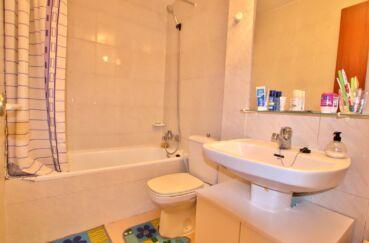 acheter appartement rosas,  2 pièces 50 m², salle de bain avec baignoire et wc