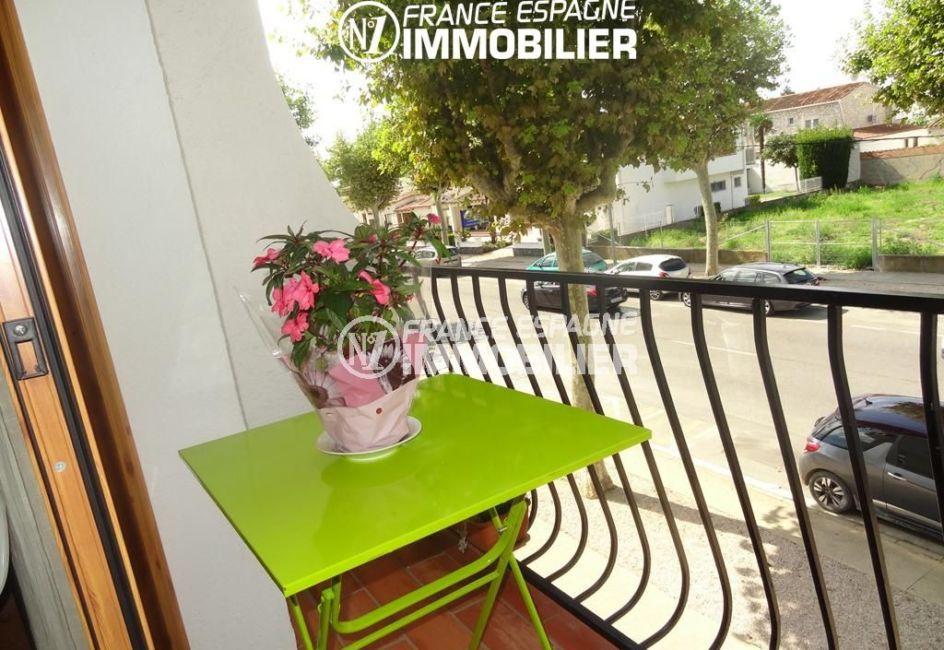 appartement a vendre empuriabrava, 34 m², terrasse coin détente accès salon / séjour