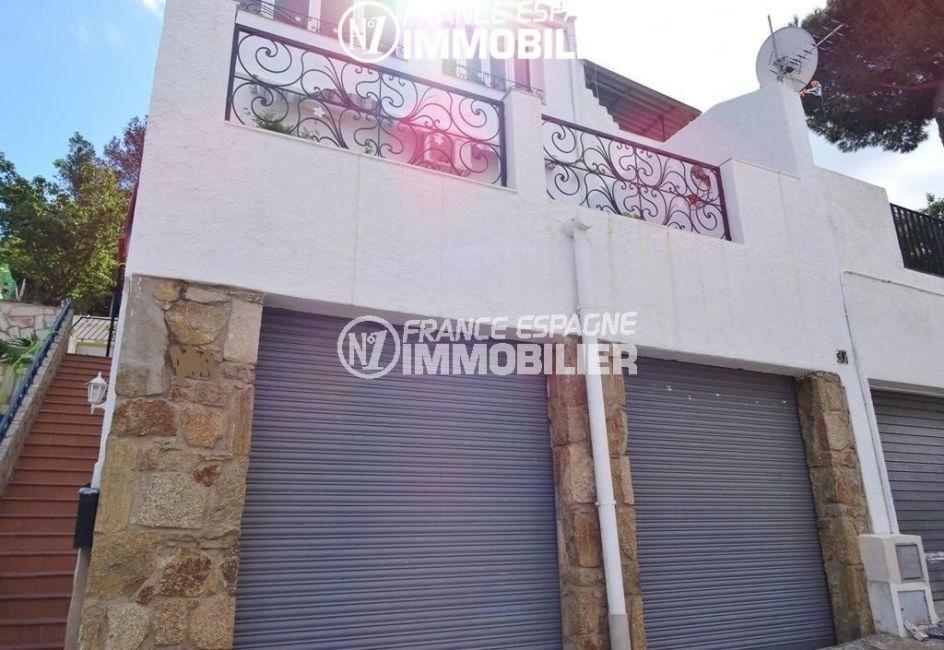 aperçu du garage de 28 m² | villa ref.2560