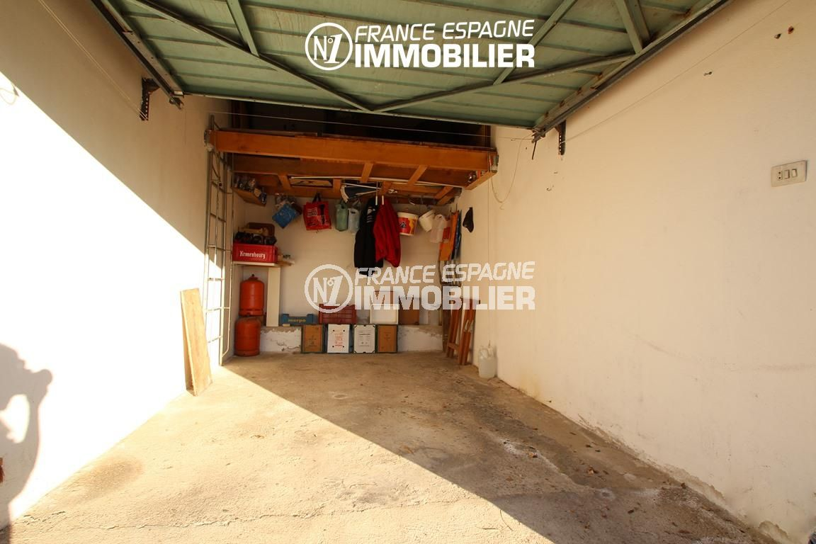 immo center rosas: appartement ref.780, aperçu du garage possible