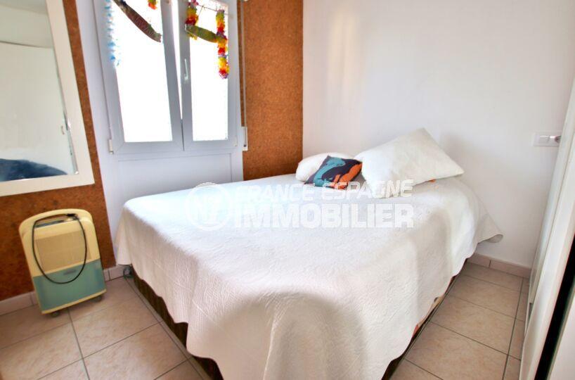 appartement a vendre a rosas, 3 pièces 55 m², chambre à coucher avec penderie encastrée