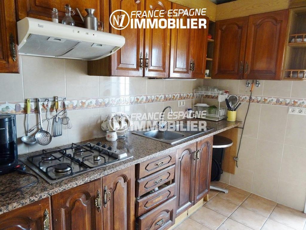 cuisine indépendante avec rangements | villa ref.2560