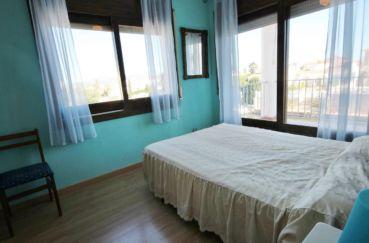 agence immobilière empuriabrava: appartement 3 pièces 57 m², 1° chambre avec accès terrasse