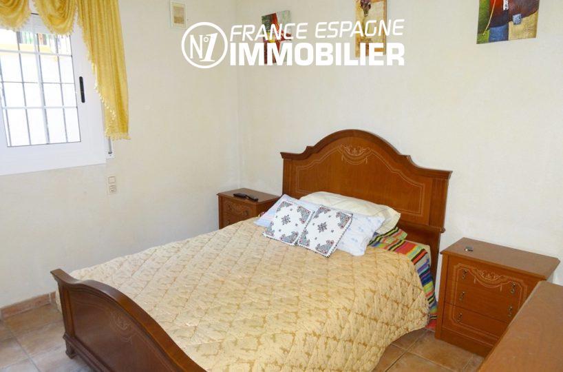 première chambre avec lit double | villa ref.2560