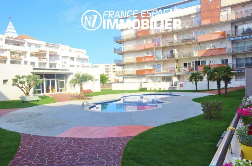 santa margarita espagne: vend appartement 58 m² avec piscine | N1 France Espagne