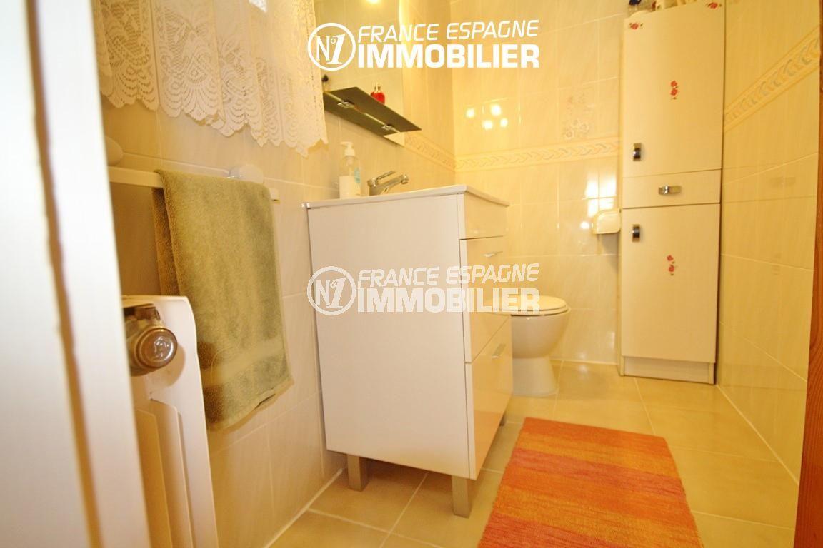 vente immobiliere rosas espagne: villa ref.2943, aperçu wc indépendant