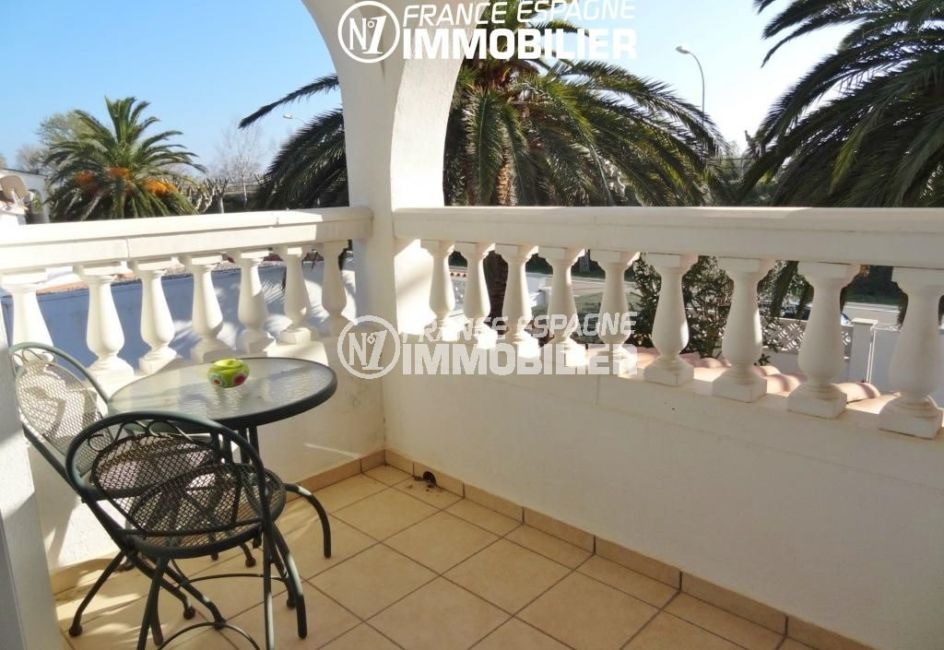 agence immobilière empuriabrava: villa ref.2110, seconde terrasse 6 m²