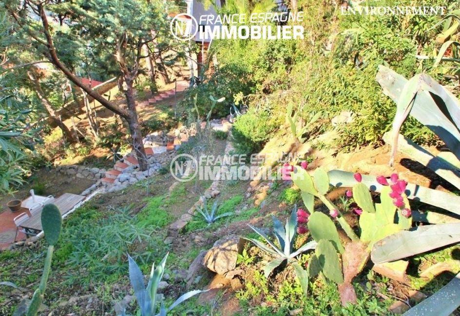 agence immobilière roses: villa ref.2735, aperçu du paysage environnant