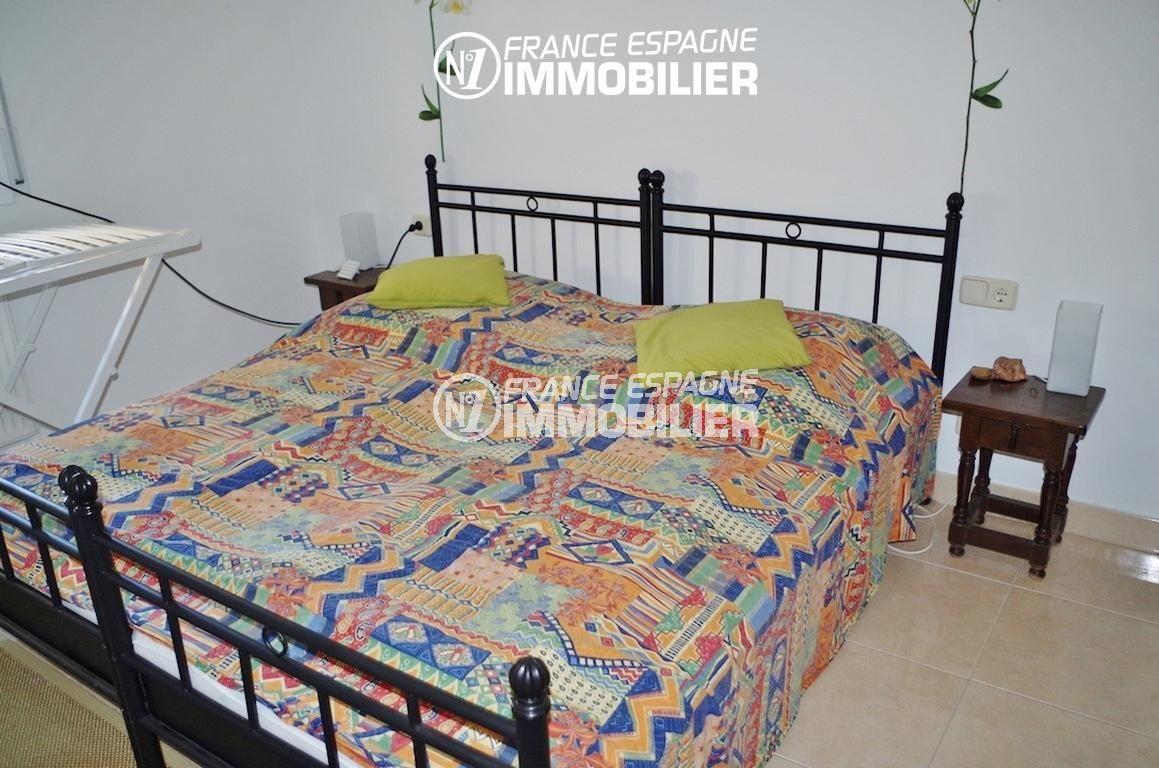 vente immobilière costa brava: villa ref.2287, deuxième chambre avec un lit double