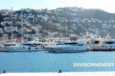 immocenter roses: villa ref.2667, port de plaisance aux alentours
