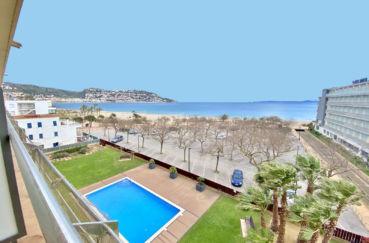 la costa brava: appartement 3 pièces 85 m², résidence avec piscine communautaire