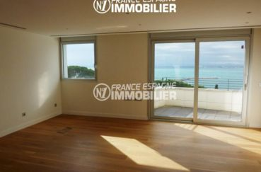 ventes immobilieres rosas espagne: villa ref.2391, chambre 1 avec un balcon