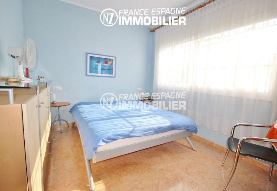 ventes immobilieres rosas espagne: villa ref.3211, aperçu de la première chambre (parentale)