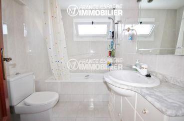 vente maison rosas espagne, ref.3211, aperçu salle de bains & toilettes