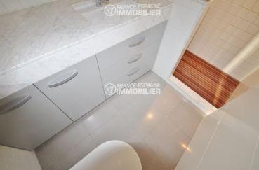 immobilier neuf costa brava espagne: villa ref.3217, aperçu seconde salle d'eau