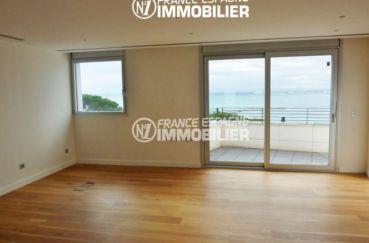 la costa brava: villa ref.2391, chambre 1 avec accès au balcon vue sur la mer