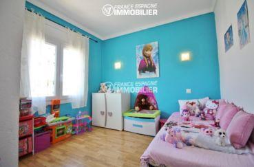 acheter maison costa brava, 4 pièces 150 m², 3° chambre à coucher, lit double