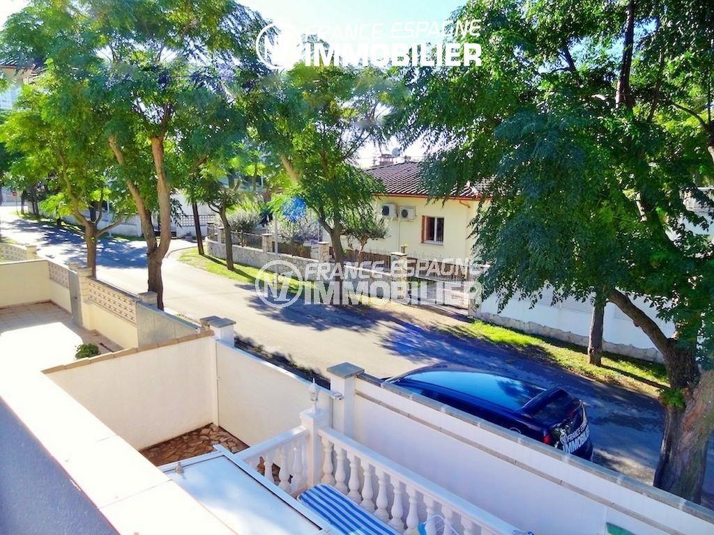 agence immobilière costa brava: villa ref.1939, aperçu du voisinage depuis l'étage