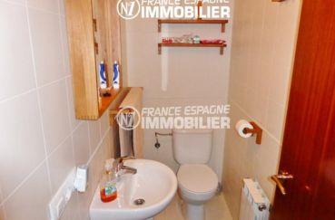 maison a vendre espagne catalogne, ref.1861, wc indépendant avec un lavabo