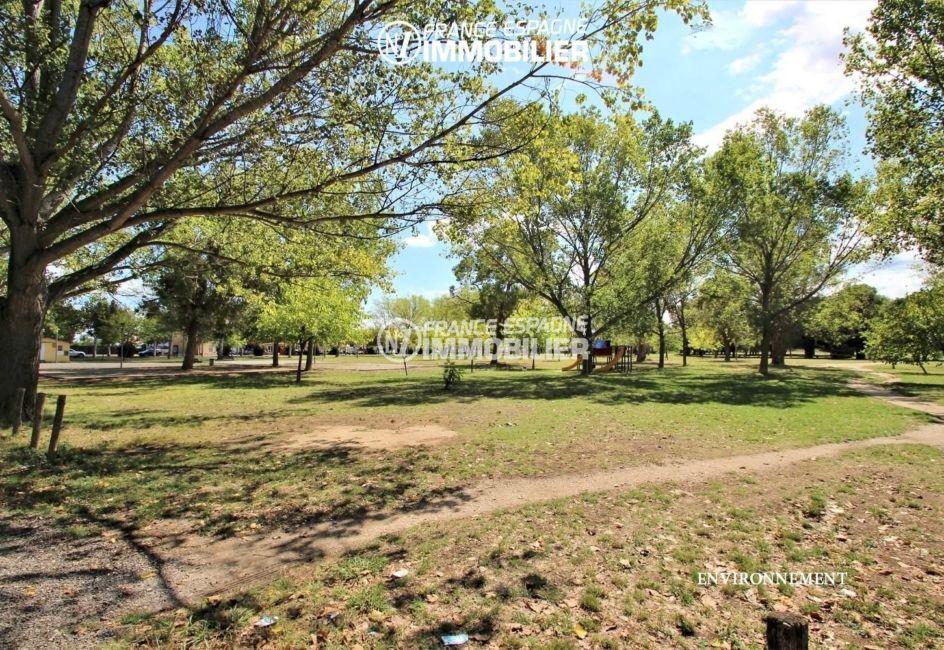 maison à vendre à empuriabrava, ref.3271, parc aménagé aux environs