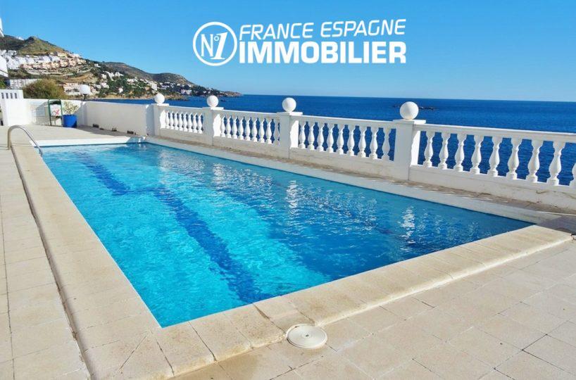 Appartement Rosas Canyelles avec piscine