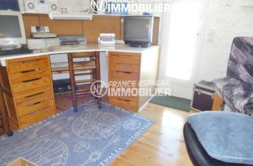 vente maison empuriabrava, ref.2110, aperçu bureau, salle détente