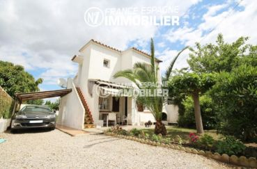 immobilier espagne, vente villa 85 m², à Empuriabrava
