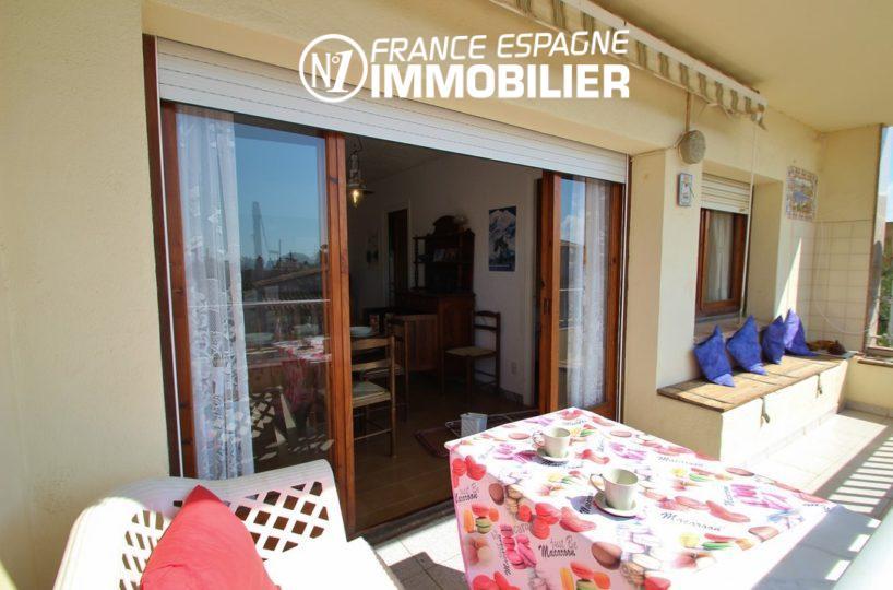 Vente appartement rosas vue mer | mas bosca | 3 chambres, terrasse