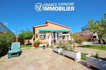 immobilier costa brava: villa ref.3143, studio indépendant, proche plage