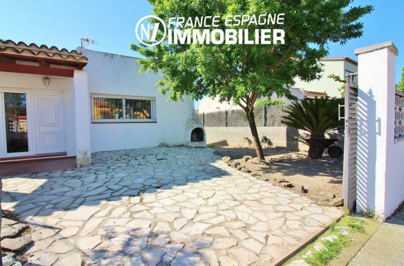 Villa Empuriabrava 77m² construit sur terrain 306 m²
