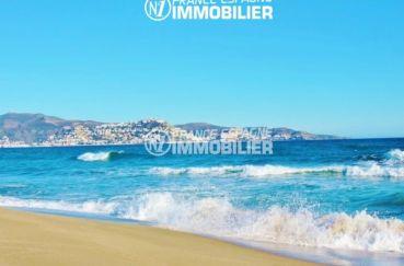 achat maison costa brava bord de mer, ref.3271, plage d'empuriabrava aux alentours