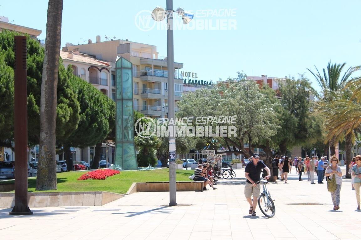 palau immobilier: villa ref.3481, promenade de la plage aux environs